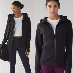 Lululemon • Scube Hoodie IV Jacket Washed Black 6